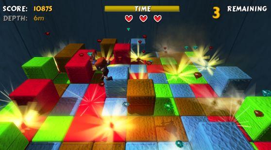 Un MIN3 TURBO juego sobre bloques mineros en tres - Juega Minecraft gratis en línea