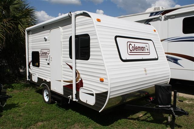 Coleman CTS15BH Travel Trailer  Camping  Recreational