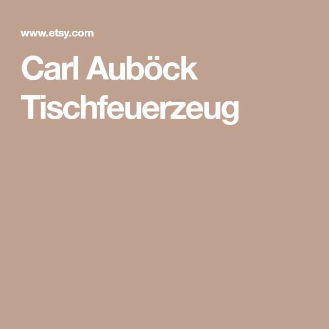 Carl Auböck Tischfeuerzeug
