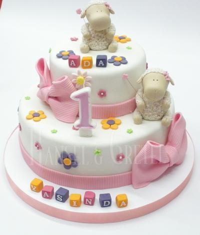 Hansel & Gretel - Butik Pasta Tasarımı- birthday cake-dogum günü pastası