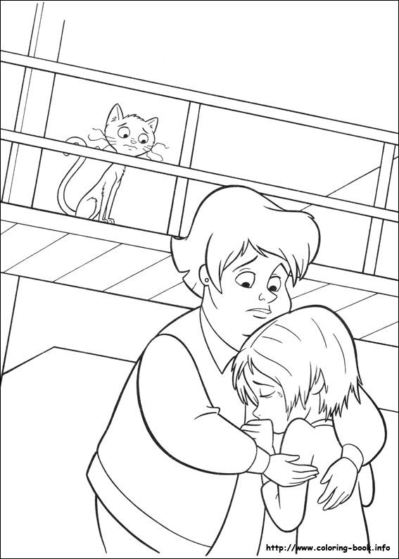25 best Disney Bolt Coloring Pages images on Pinterest | Colouring ...