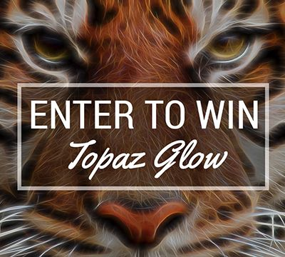 Enter to win a copy of Topaz Glow!