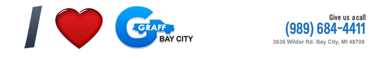 Graff Bay City's Shiver on the Lot Event is going on now! Stop by to save big!