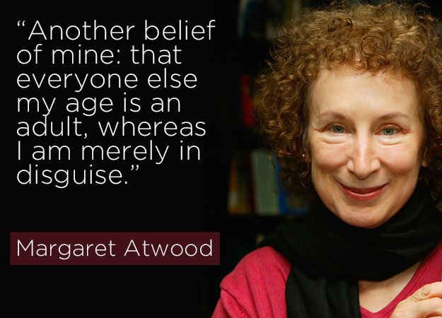 Margaret Atwood | 16 Profound Literary Quotes About Getting Older