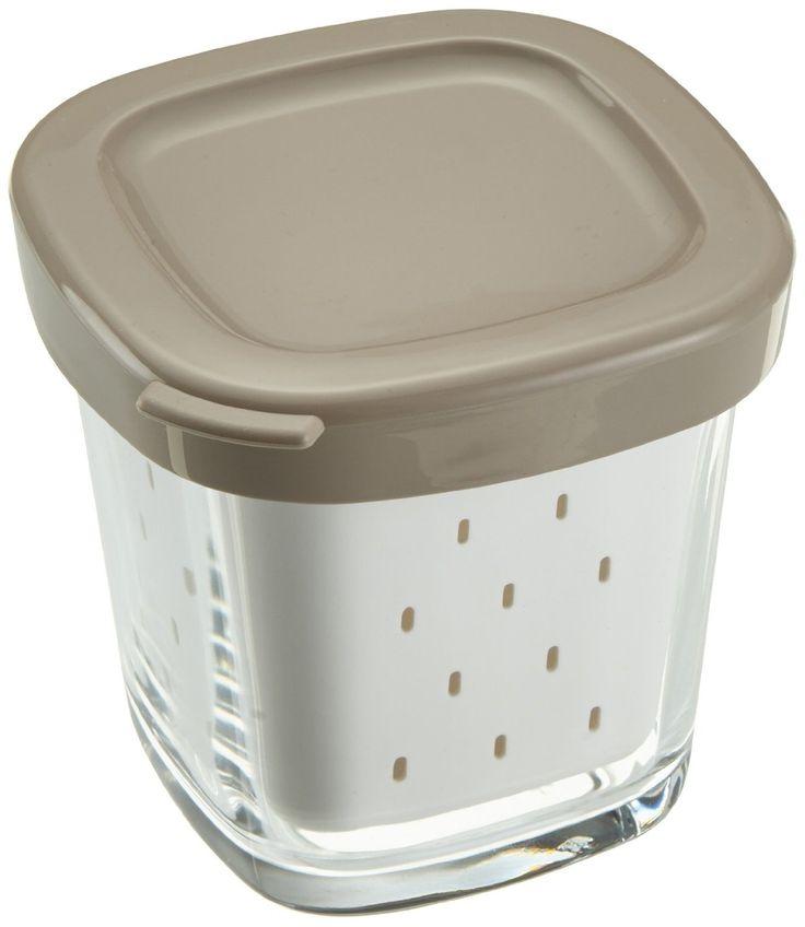 Seb xf100001 delices box coffret de 6 pots yaourt verre - Yaourtiere seb 6 pots ...