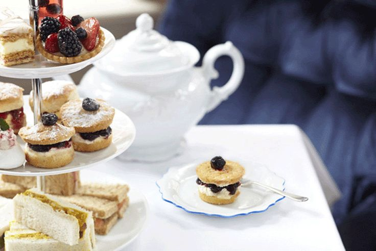 Deluxe Afternoon Tea for 2 - Over 20 Locations!