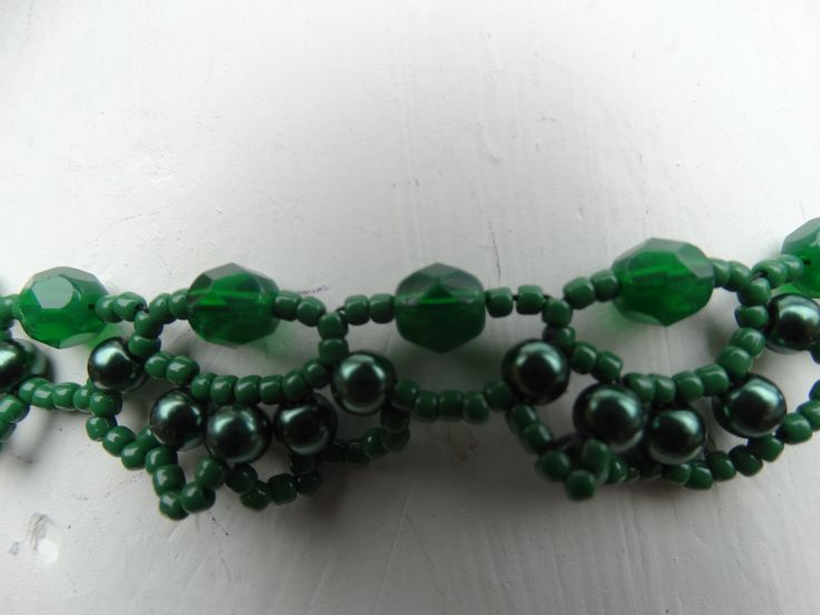 Ketting Green Emerald zoom in