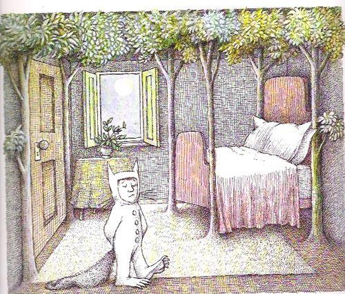 """""""Maurice Sendak, uno de los ilustradores de libros infantiles más importantes del siglo XX"""""""