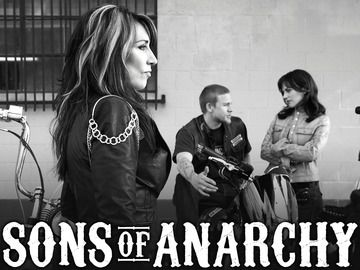 Cover image for Sons of Anarchy