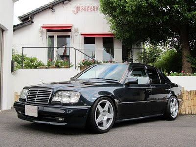 W124 E60 AMG Limited Edition |BENZTUNING