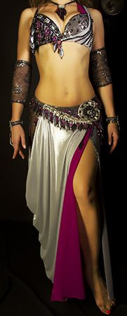 how to become professional belly dancer