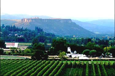 Medford, OR - Table Rock
