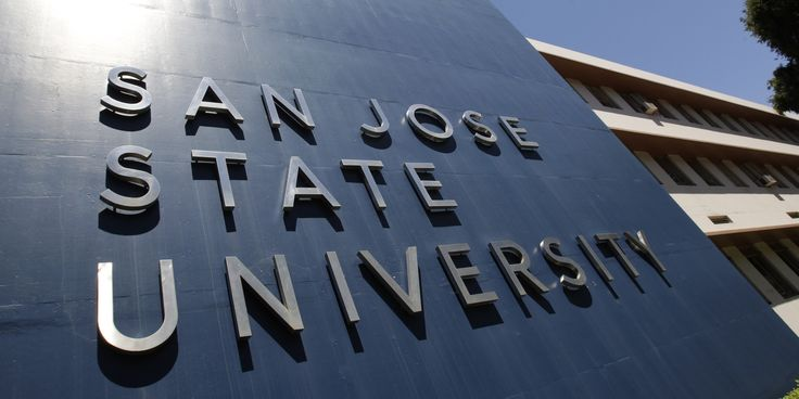 A San Jose State University philanthropy board member and a vice president have resigned after an investigation into anti-Latina remarks attributed to the board member that went unchallenged by the vi