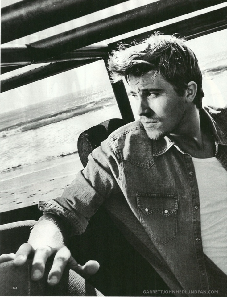 Garrett Hedlund... (from Country Strong and Tron)