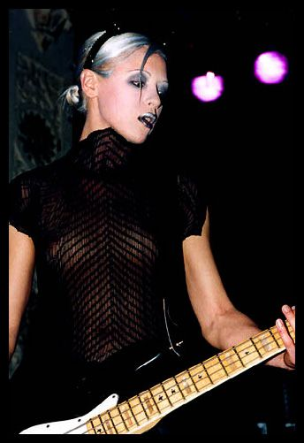 D'arcy Wretzky - Smashing Pumpkins, Bass Player