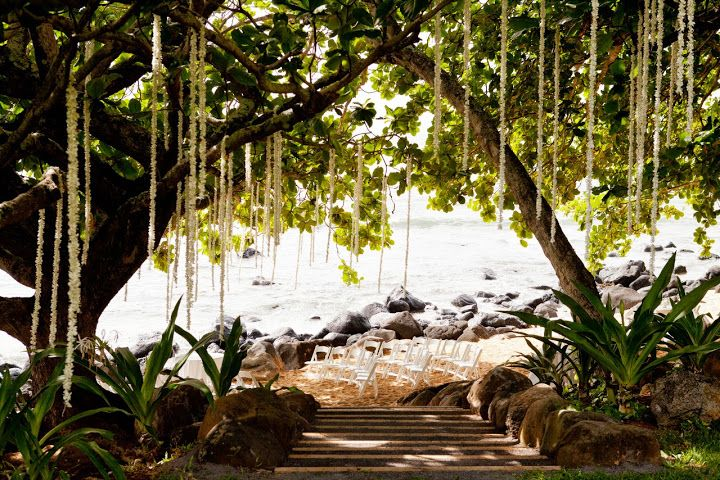Kauai Wedding Locations | St. Regis Princeville - Wedding Venues | Princeville Weddings