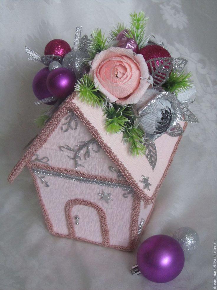 Подарки новогодние конфеты купить