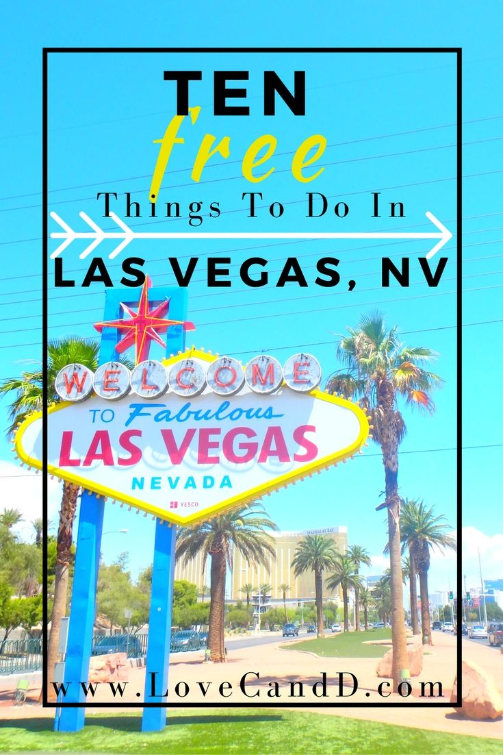 Las Vegas can be so expensive - especially if you lose it all on red! Here is a great list of free things to do in Sin City.