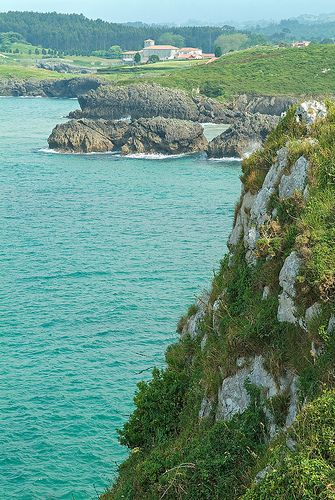 Costa de Celorio Asturias  Spain