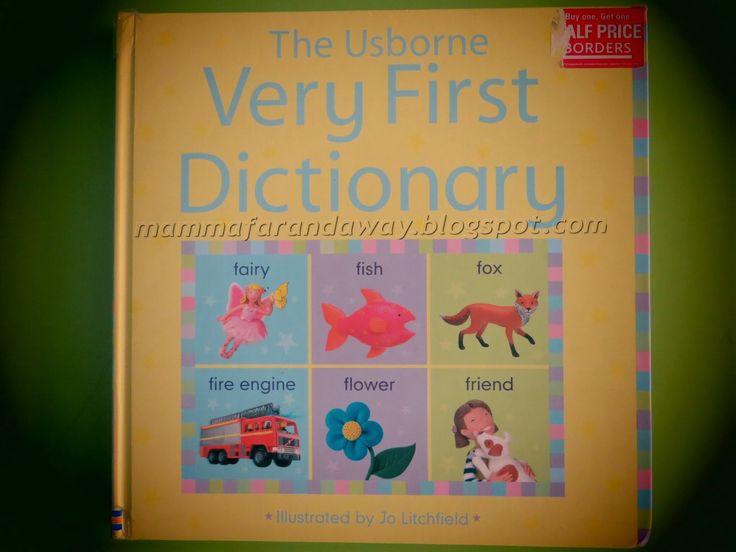 Il primo dizionario d'inglese per i bambini