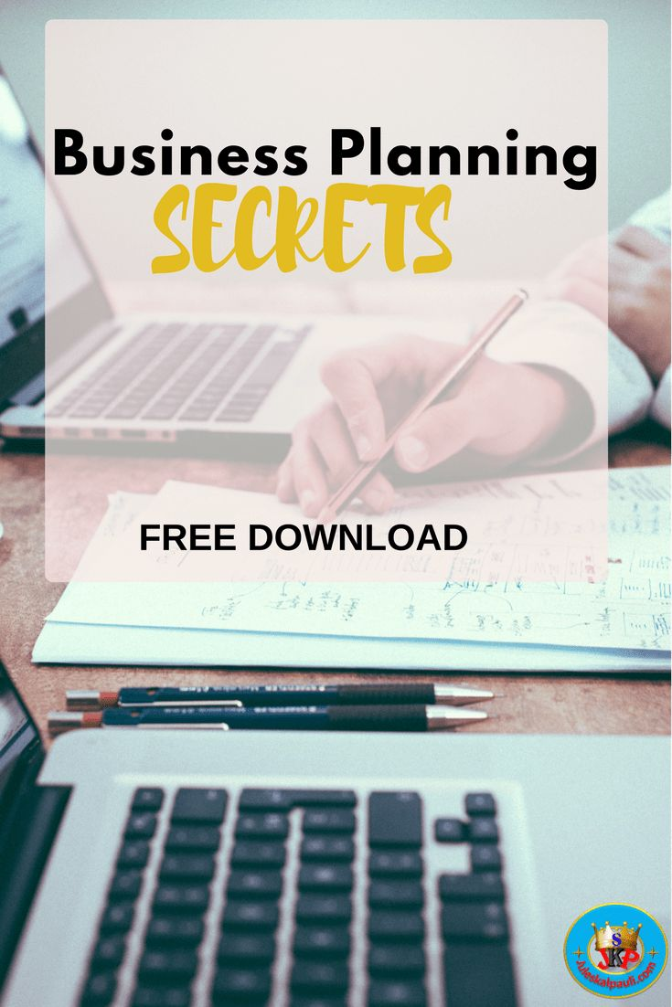 6 Business Planning Secrets by 7-Figure Earners to Guarantee Your Success! ...Repin is you get value ...