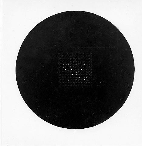 Ponctuation lumineuse, 1960 - Pol Bury (Belgian, 1922–2005)