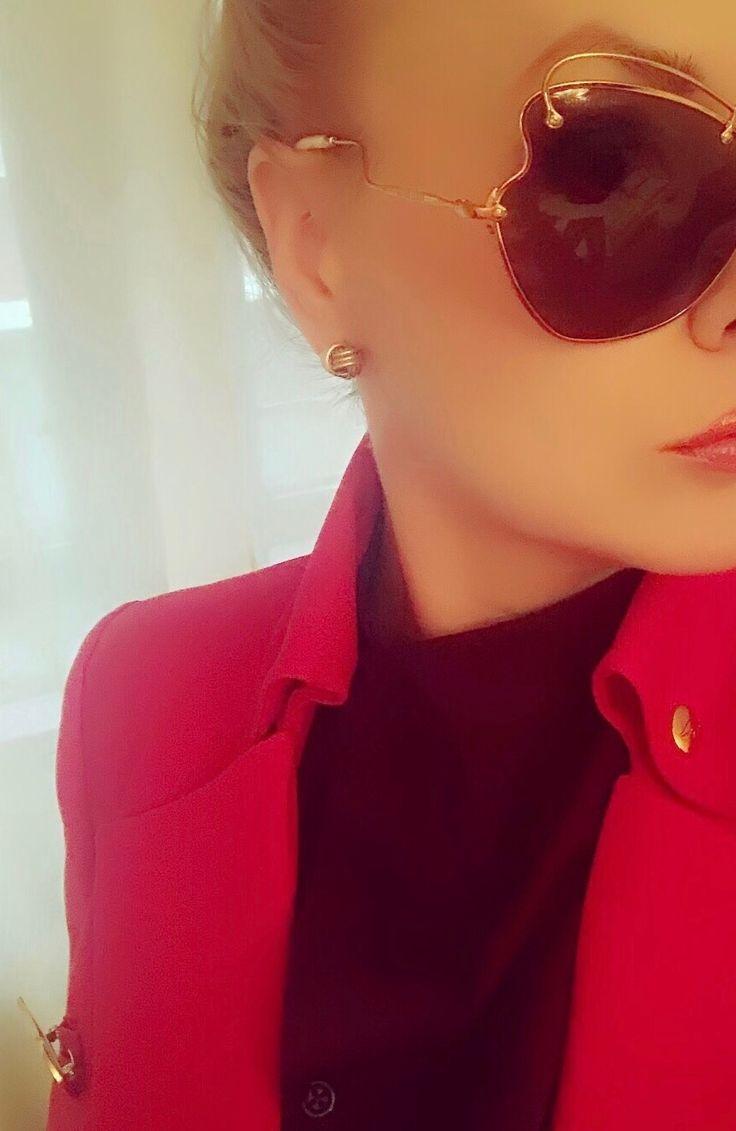 Miu Miu Scenique 56 RS sunglasses ; Antique Gold