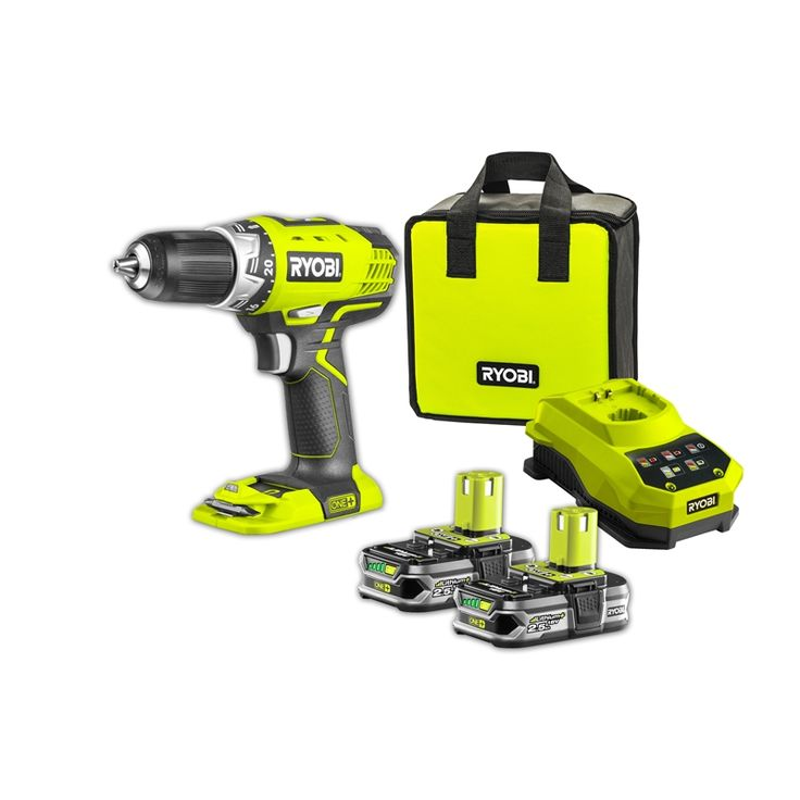 Find Ryobi One+ 18V Compact Drill Driver Kit at Bunnings Warehouse. Visit your local store for the widest range of tools products.
