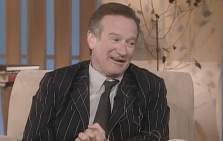 Robin Williams on Ellen, Talking About the Time He Met Koko the Gorilla (VIDEO)
