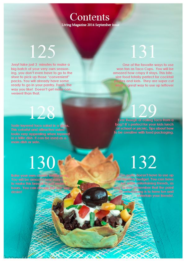 First attempt using Adobe Indesign CS6 http://shiokoholic.com/1/post/2014/09/taco-for-2.html