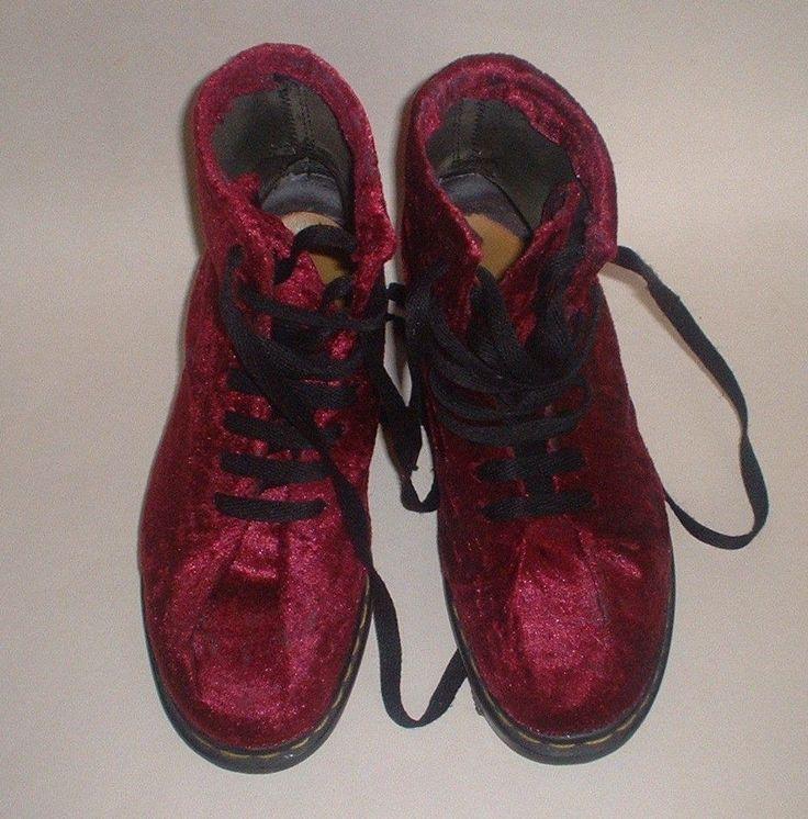 Ladies Pink Fur Boots by Dr Martens, UK 6 / EU 39, 8 Hole