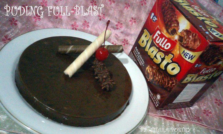 Pudding Fullblast