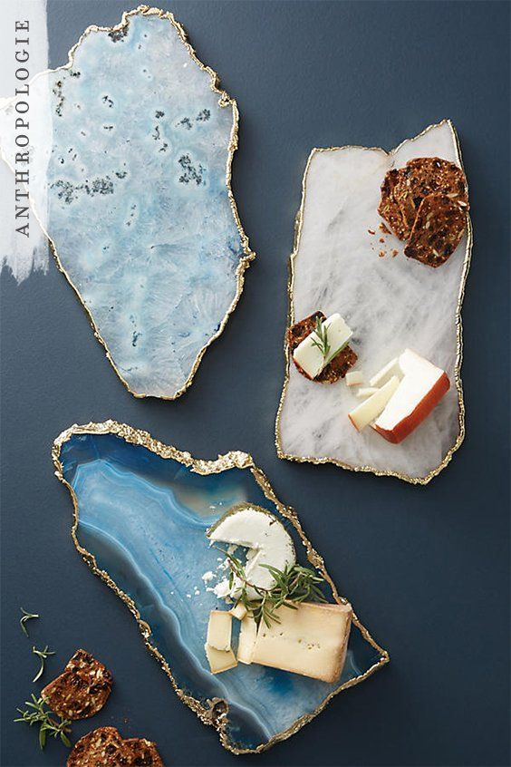Agate Cheese Board Anthropologie Gifts Home Decor Accessories