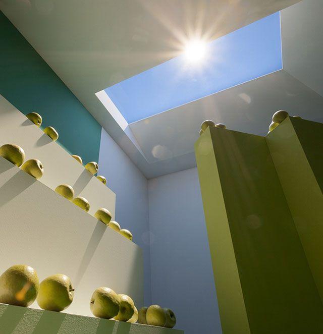 Artificial Sunlight....