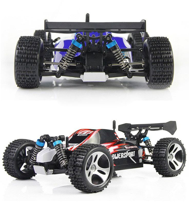 WLtoys A959 1:18 4WD Cross Buggy RC