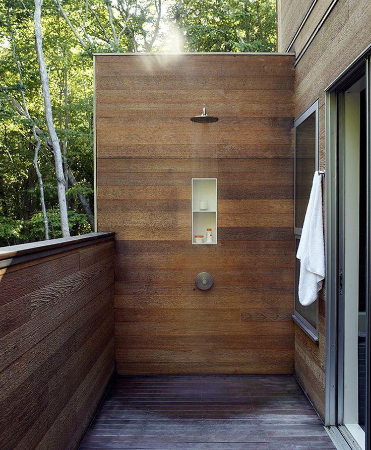 497 best outdoor shower images on pinterest outdoor showers outdoor bathrooms and outdoor baths