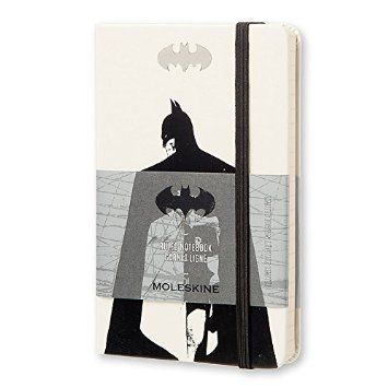 Moleskine Batman Limited Edition Hard Ruled Pocket Notebook