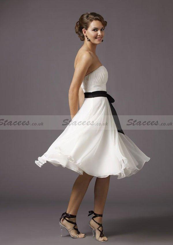 9 best Bridesmaid dresses images on Pinterest   Brautjungfern ...