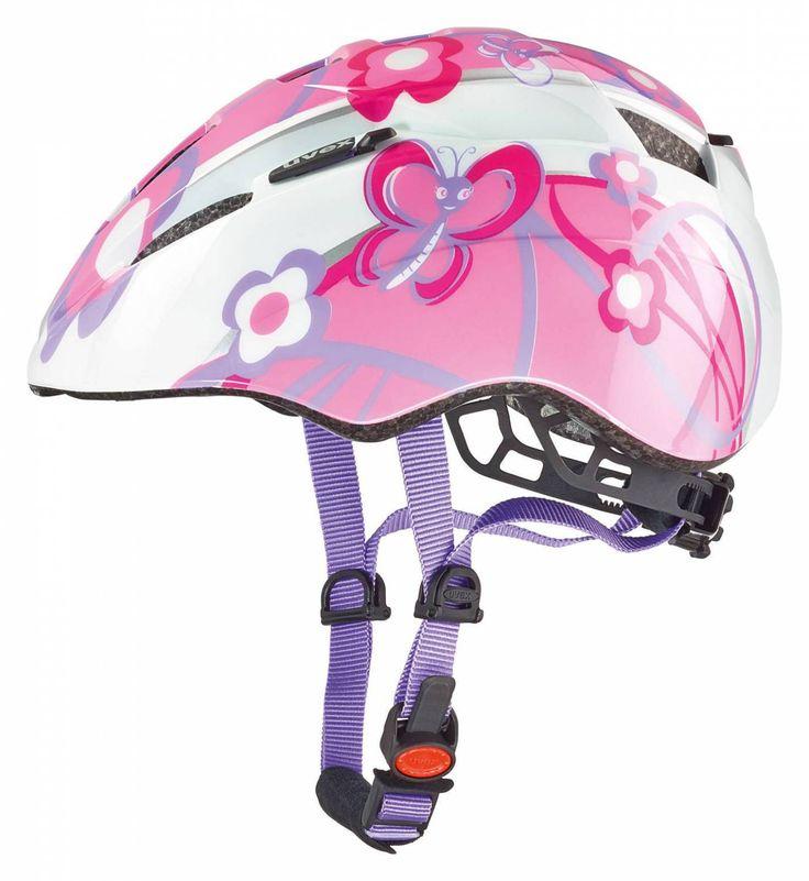 Sportolino Angebote Kinderradhelm uvex Kid 2 (Größe: 46-52 cm, 19 butterfly): Category: Fahrrad>Fahrradhelme>Fahrradhelme…%#Quickberater%
