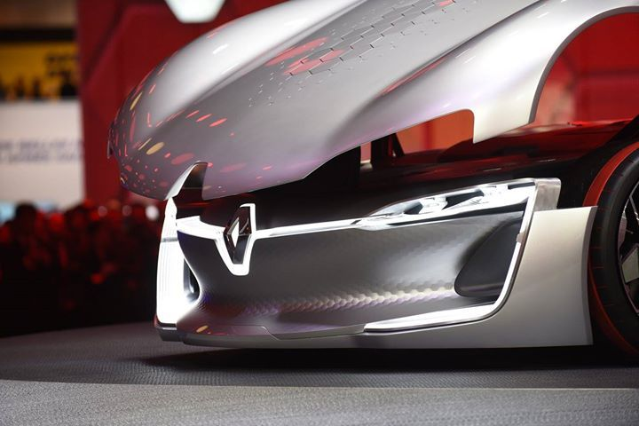 Détails du concept car Trezor #MondialAuto