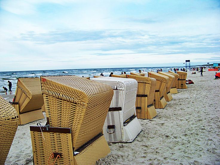 Morze Bałtyckie - Łeba - Baltic Sea