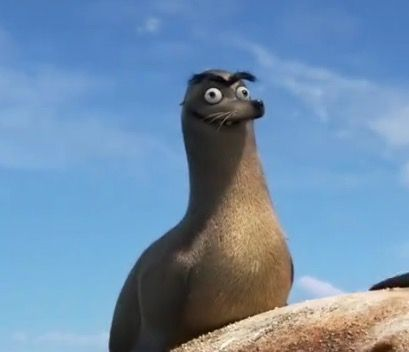 21 Of The Best Gerald The Sea Lion Memes From Finding Dory