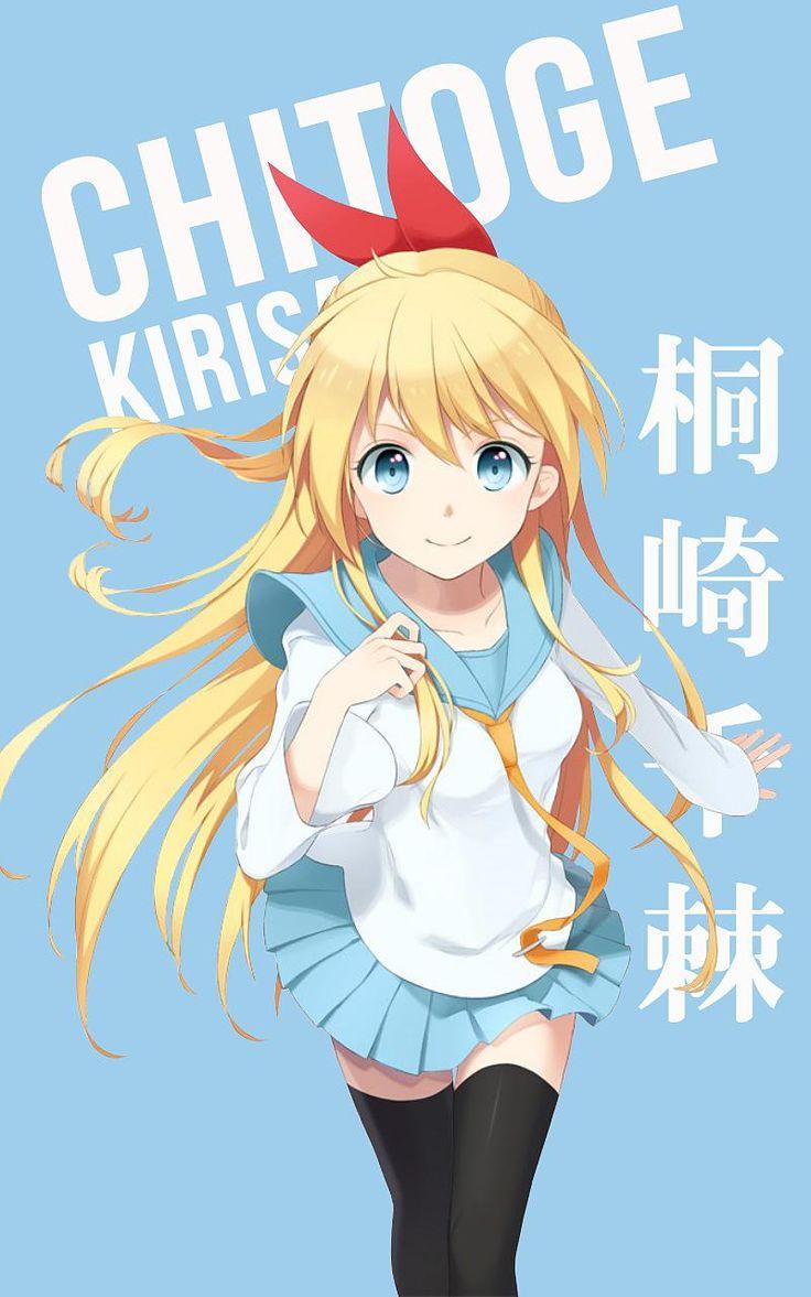 Chitoge Kirisaki V1 ~ Korigengi | Wallpaper Anime
