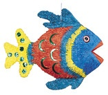 Under The Sea Birthday Pinata from www.enjoytoparty.com  Under The Sea Birthday Party Theme - Enjoy to Party - Themed Birthday Party Ideas for Kids!