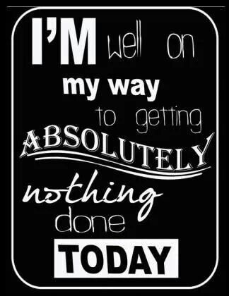 Lazy Day Quotes. QuotesGram