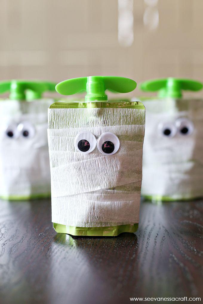 It's my turn to bring a snack to my son's preschool this week, Halloween week…