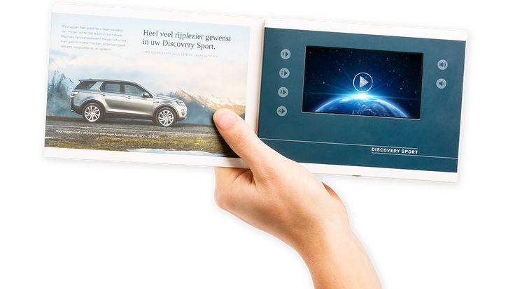 Videokaart – Originele uitnodiging met videoboodschap de video kaart | Pixiocard