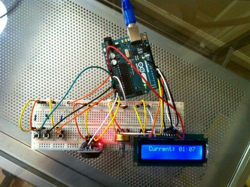Arduino RTC=Real time clck