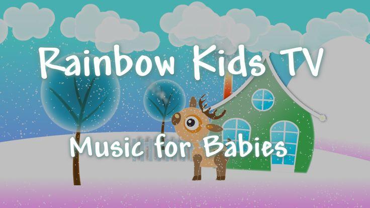 Baby sleep - Baby songs - Relaxing videos - Bach Concerto No4 - 4 Season...