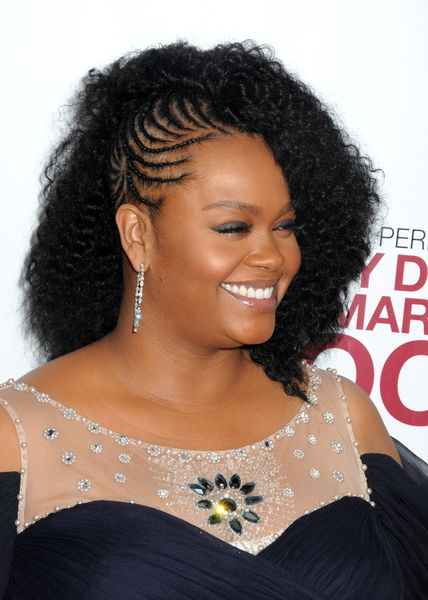 Black French Braid Hairstyles For Women